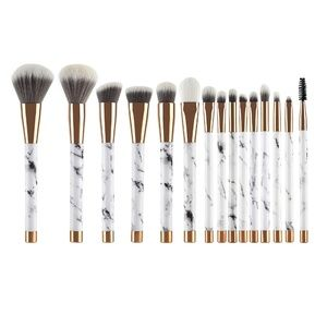 Makeup Brushes 15 Pieces Set -Cosmetic Brushes